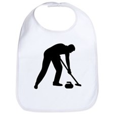 Curling player team Bib