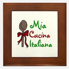 Italiana Framed Tile