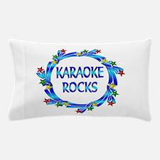 Karaoke Rocks Pillow Case