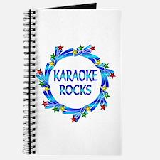 Karaoke Rocks Journal