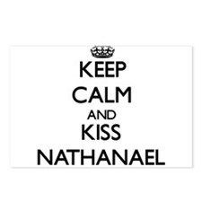 Keep Calm and Kiss Nathanael Postcards (Package of
