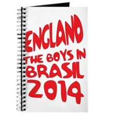 England World Cup 2014 Journal