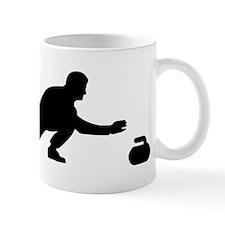 Curling player Mug