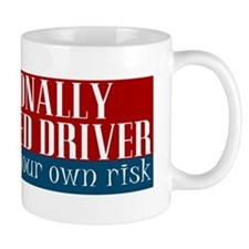 Directionally Challenged Driver Mug