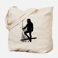 Funny True crime Tote Bag
