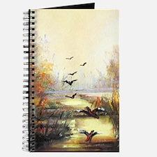 Autumn Hunting Pastel Journal
