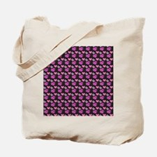 Heart of Hearts Love Pattern Tote Bag