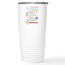 Unique Midwife Travel Mug