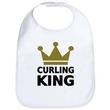 Curling king Bib