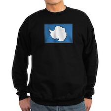 Flag of Antarctica Sweatshirt