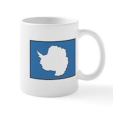 Flag of Antarctica Mug