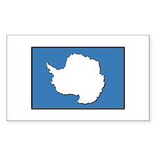 Flag of Antarctica Decal