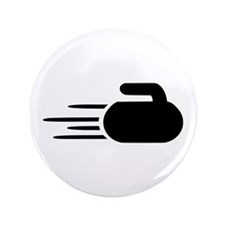 """Curling stone 3.5"""" Button (100 pack)"""