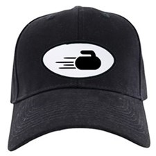 Curling stone Baseball Hat