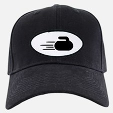 Curling stone Baseball Hat