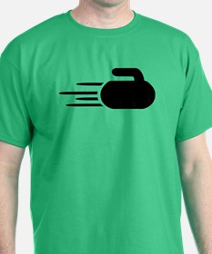 Curling stone T-Shirt