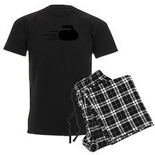 Curling stone Pajamas