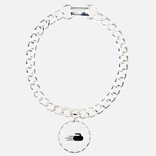 Curling stone Bracelet