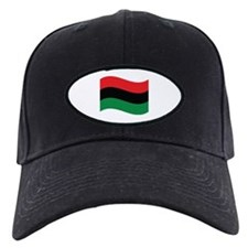 The Red, Black and Green Flag Baseball Cap