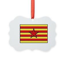 Flag of Aragon Ornament