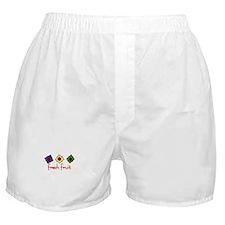 Fresh Fruit Boxer Shorts