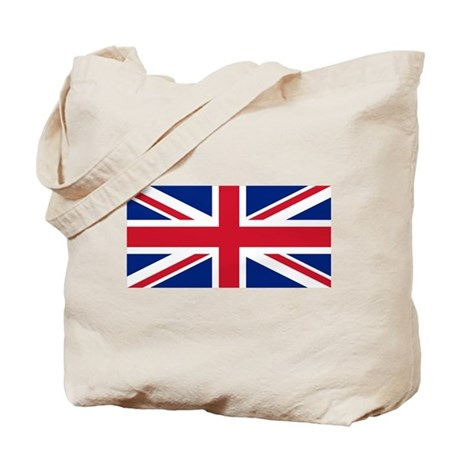Flag of UK Tote Bag