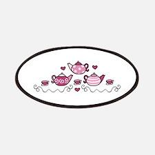 Tea Pots Patches
