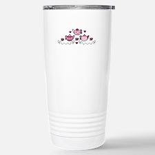 Tea Pots Travel Mug