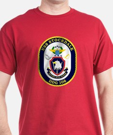 USS Stockdale DDG 106 T-Shirt
