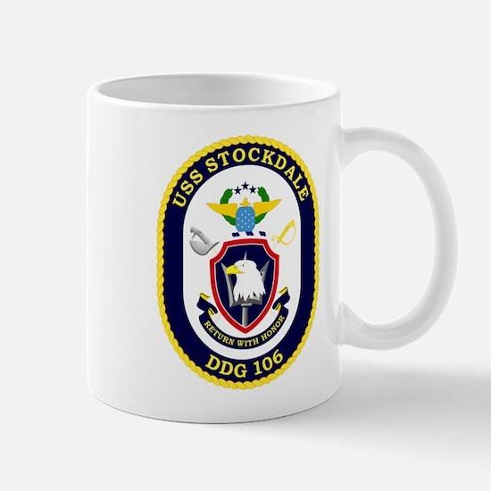 USS Stockdale DDG 106 Mug