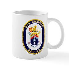 DDG 107 USS Gravely Mug