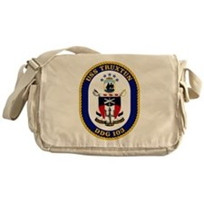 USS Truxtun DDG 103 Messenger Bag