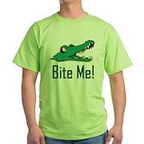 Alligator Green T-Shirt