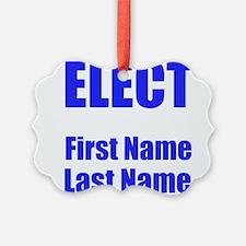 Elect Ornament