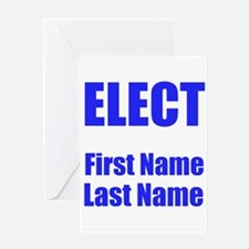 Elect Greeting Cards