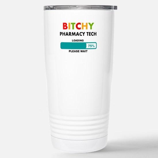 PHARMACY TECH 2 Travel Mug