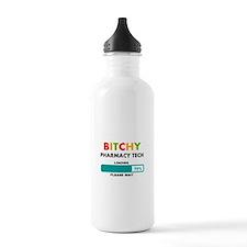 PHARMACY TECH 2 Water Bottle