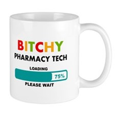 PHARMACY TECH 2 Mugs