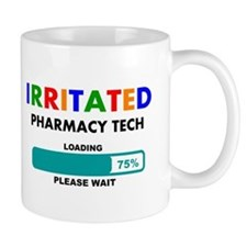 PHARMACY TECH 1 Mugs