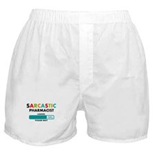 Funny Pharmacist 1 Boxer Shorts