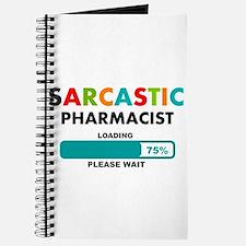 Funny Pharmacist 1 Journal