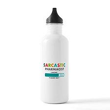 Funny Pharmacist 1 Water Bottle