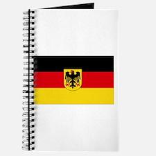 German COA flag Journal