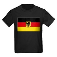 German COA flag T