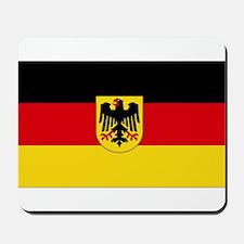 German COA flag Mousepad