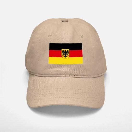 German COA flag Cap
