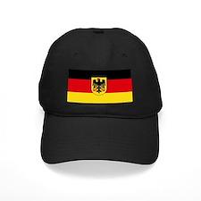 German COA flag Baseball Cap