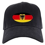 Deutschland Baseball Cap with Patch