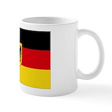 German COA flag Mug