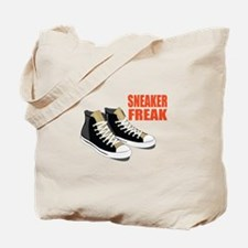 Sneaker Freak Tote Bag